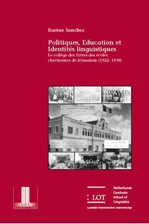 Picture of Politiques, Education et Identités linguistiques