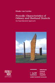 Picture of Prosodic Characteristics of Orkney and Shetland Dialects: An Experimental Approach