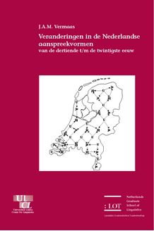 Picture of Veranderingen in de Nederlandse aanspreekvormen van de dertiende t/m de twintigste eeuw