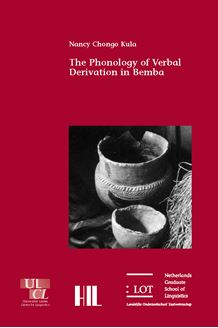 Picture of The phonology of verbal derivation in Bemba