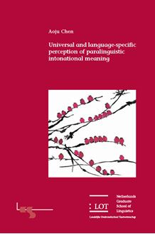 Picture of Universal and language-specific perception of paralinguistic intonational meaning