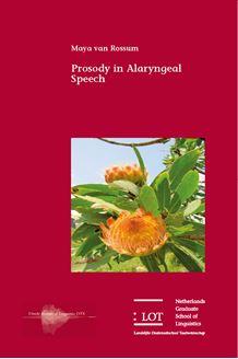 Picture of Prosody in Alaryngeal Speech