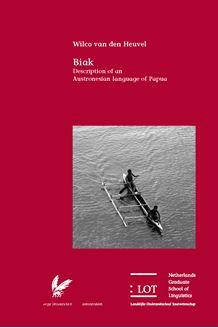 Picture of Biak, description of an Austronesian language of Papua