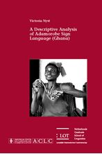 Picture of A Descriptive Analysis of Adamorobe Sign Language (Ghana)