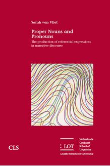 Picture of Proper Nouns and Pronouns: The production of referential expressions in narrative discourse