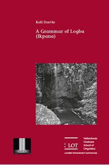 Picture of A Grammar of Logba (Ikpana)