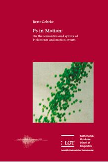 Picture of Ps in Motion: On the semantics and syntax of P elements and motion events