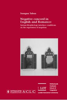 Picture of Negative concord in English and Romance: Syntax-Morphology interface conditions on the expression of negation