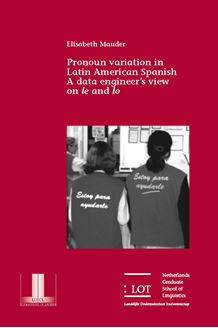 Picture of Pronoun variation in Latin American Spanish: A data engineer's view on le and lo