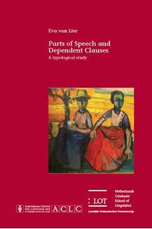 Picture of Parts of Speech and Dependent Clauses: A typological study