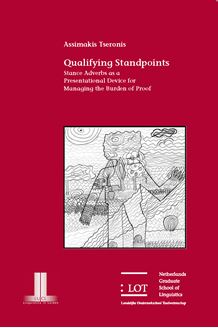 Picture of Qualifying Standpoints: Stance adverbs as a presentational device for managing the burden of proof