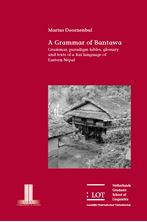 Picture of A Grammar of Bantawa: Grammar, paradigm tables, glossary and texts of a Rai language of Eastern Nepal