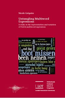 Picture of Untangling Multiword Expressions: A study on the representation and variation of Dutch multiword expressions