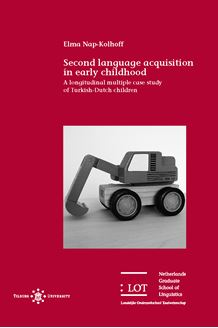 Picture of Second language acquisition in early childhood: A longitudinal multiple case study of Turkish-Dutch children