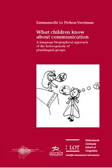 Picture of What children know about communication: A language biographical approach of the heterogeneity of plurilingual groups