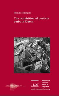 Picture of The acquisition of particle verbs in Dutch