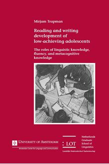 Picture of Reading and writing development of low-achieving adolescents