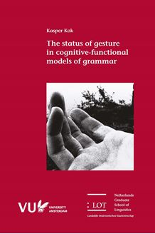 Picture of The status of gesture in cognitive-functional models of grammar