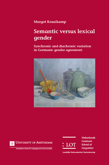 Picture of Semantic versus lexical gender