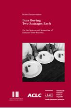 Picture of Boys buying two sausages each: on the syntax and semantics of distance-distributivity