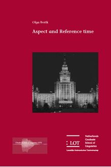 Picture of Aspect and Reference time