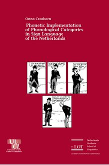 Picture of Phonetic implementation of phonological categories in Sign Language of the Netherlands