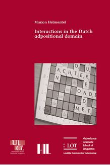 Picture of Interactions in the Dutch adpositional domain