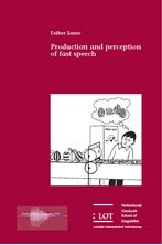 Picture of Production and perception of fast speech