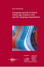 Picture of Language growth in Dutch school-age children with specific language impairment