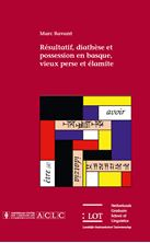 Picture of Résultatif, diathèse et possession en basque, vieux perse et élamite