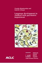 Picture of Language development in children with psychiatric impairment