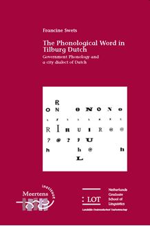 Picture of The Phonological Word in Tilburg Dutch