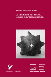Picture of A Grammar of Sabanê : a Nambikwaran Language
