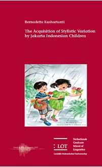 Picture of The Acquisition of Stylistic Variation by Jakarta Indonesian Children