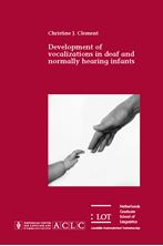 Picture of Development of vocalizations in deaf and normally hearing infants