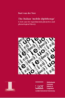 Picture of The Italian 'mobile diphthongs': A test case for experimental phonetics and phonological theory
