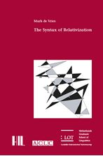 Picture of The Syntax of Relativization