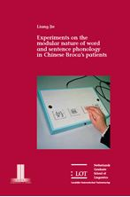 Picture of Experiments on the modular nature of word and sentence phonology in Chinese Broca's patients