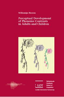 Picture of Perceptual Development of Phoneme Contrasts in Adults and Children