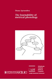 Picture of The learnability of metrical phonology