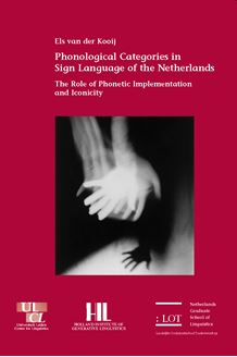 Picture of Phonological Categories in Sign Language of the Netherlands: The Role of Phonetic Implementation and Iconicity