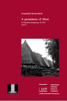 Picture of A grammar of Abui: A Papuan language of Alor