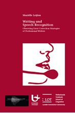 Picture of Writing and Speech Recognition: Observing Error Correction Strategies of Professional Writers
