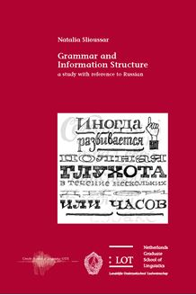 Picture of Grammar and Information Structure: a study with reference to Russian