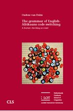 Picture of The grammar of English-Afrikaans code switching: A feature checking account