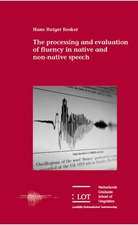 Picture of The processing and evaluation of fluency in native and non-native speech