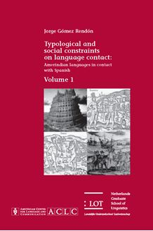 Picture of Typological and social constraints on language contact: Amerindian languages in contact with Spanish
