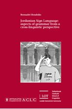 Picture of Jordanian Sign Language: aspects of grammar from a cross-linguistic perspective