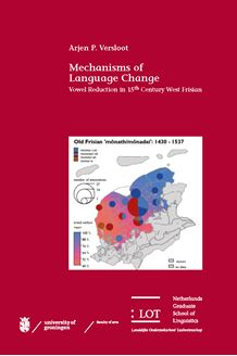 Picture of Mechanisms of Language Change: vowel reduction in 15th century West Frisian