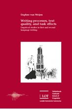 Picture of Writing processes, text quality, and task effects: Empirical studies in first and second language writing